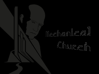 Mechanical Church 1