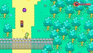 Mario RPG Lost Souls
