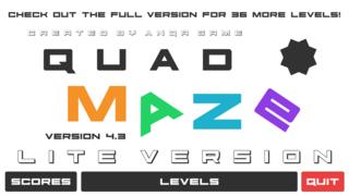Quad Maze Lite V4.3