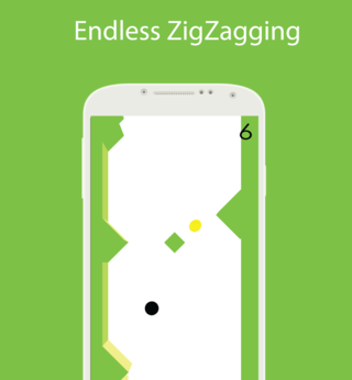 Ziggy: ZigZag Boom Game