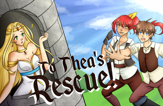 To Thea's Rescue!
