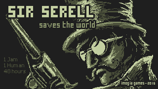 Sir Serell Saves The Worl