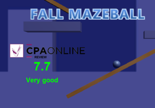 Fall Mazeball
