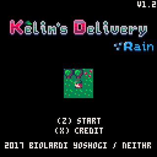 Kelin's Delivery: Rain