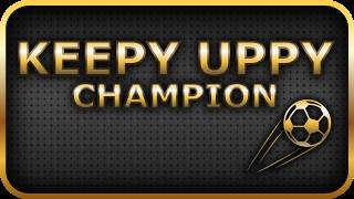 Keepy Uppy Champion