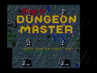 Super Dungeon Master VX