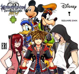 Kingdom Hearts MV