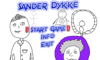 Sander Dykke: Party-Time