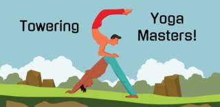 Towering Yoga Masters