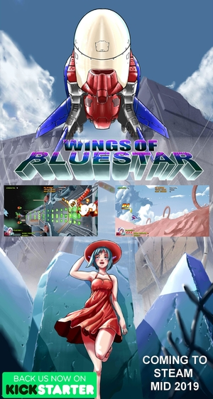 Wings Of Bluestar