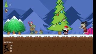 Santa vs Evil Dead