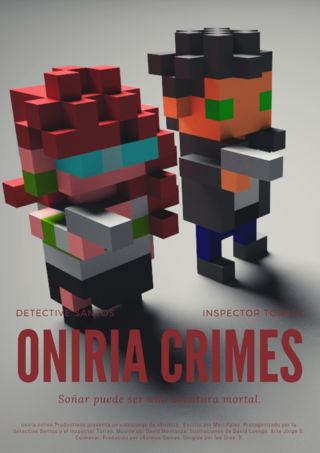 Prototipo Oniria Crimes
