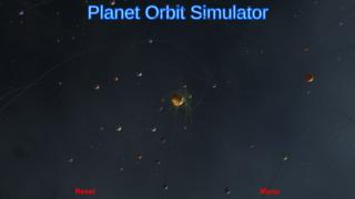 Planet Simulator