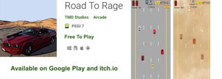 Road To Rage