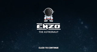 Enzo the Astronaut