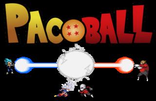 PacoBall (Dragonball RPG)