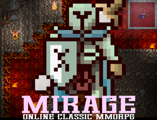 Mirage Online Classic MMO