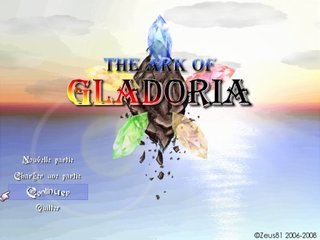 プレイ The Ark of Gladoria