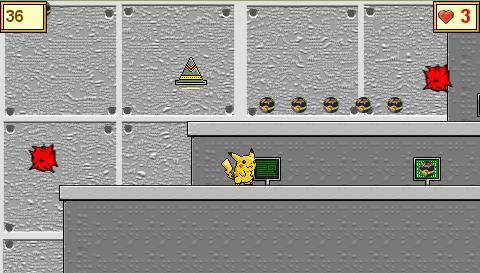 Spielen Go Pikachu