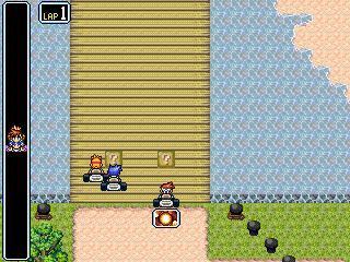 玩 1 RPG Sans Nom Racer