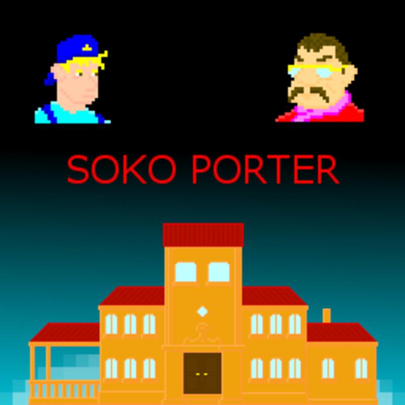 Play SokoPorter