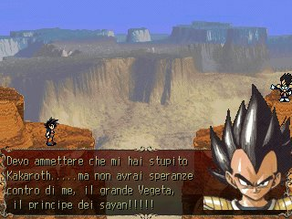 Play Dragonball Vegeta