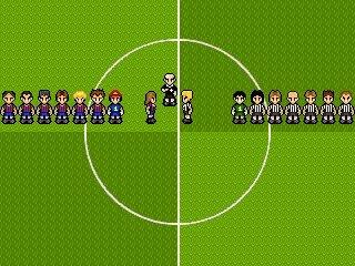 Spielen Calcio videogame