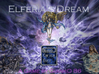 Elferia\'s Dream