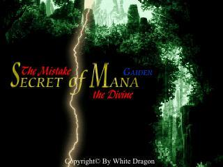 게임하기 Secret of Mana Gaide