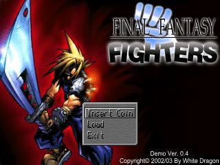 Bermain FinalFantasy Fighter