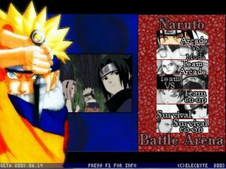 Naruto BattleArena 2