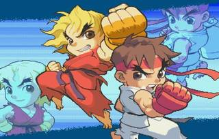 プレイ Pocket Fighter