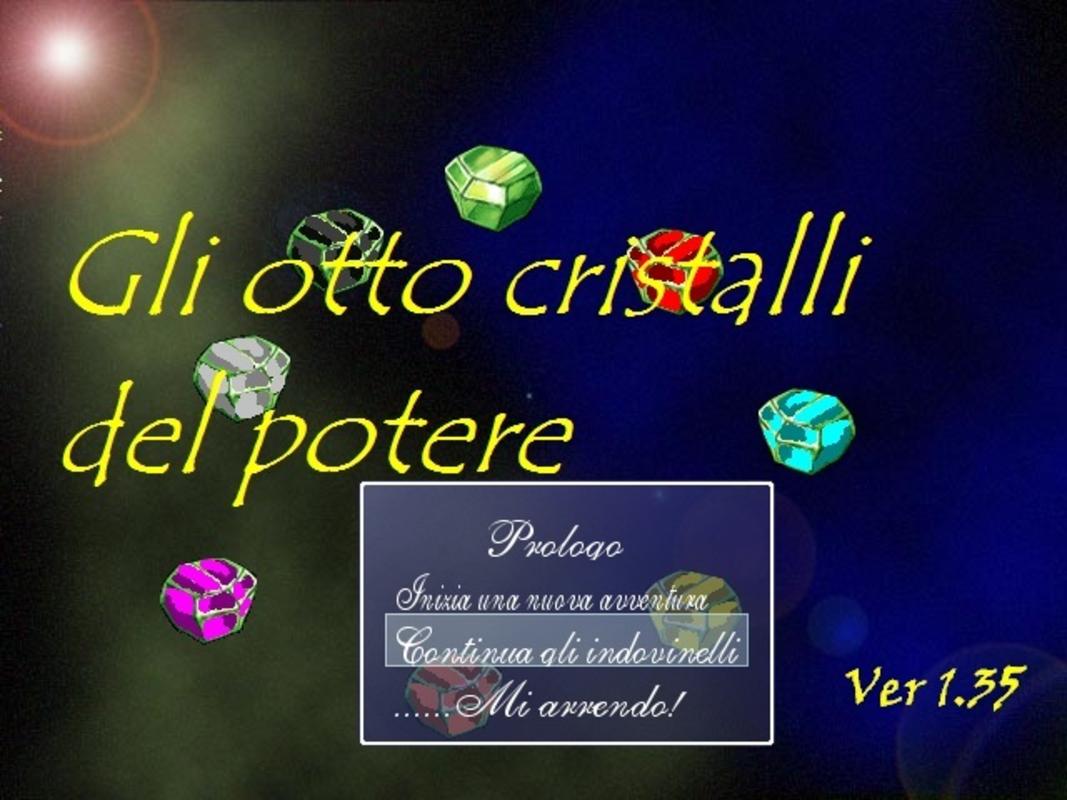Play Gli 8 cristalli...