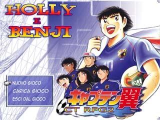Zagraj Captain Tsubasa RPG2