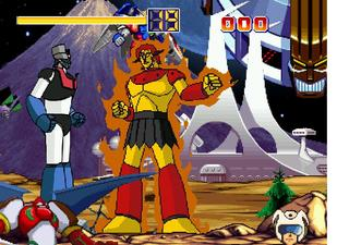 Bermain Super Robot Wars