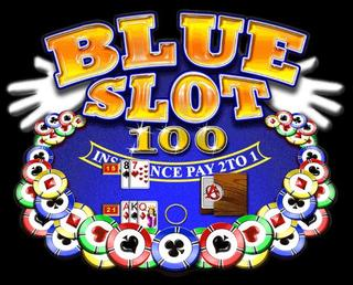 Mainkan Blue Slot 100