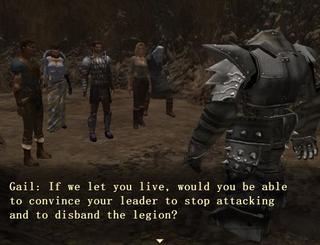 Legion: Tactics