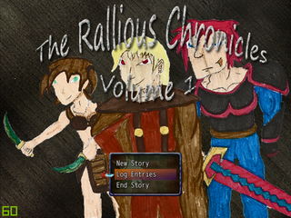 Грати The Rallious Cronicles v1