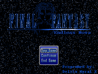Грати Final Fantasy Endles