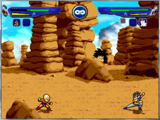 Play DragonBallSuperChibi