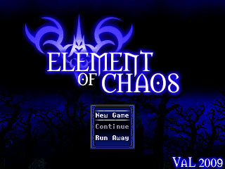 プレイ Element of Chaos