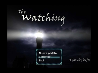 玩 The Watching (demo2)