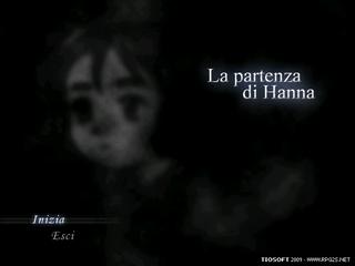 Играть La Partenza di Hanna