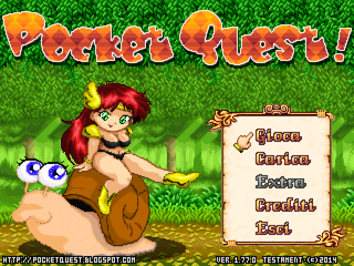 Bermain Pocket Quest!