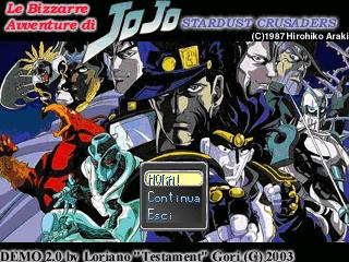 Play Jojo - SC - Demo 2.0