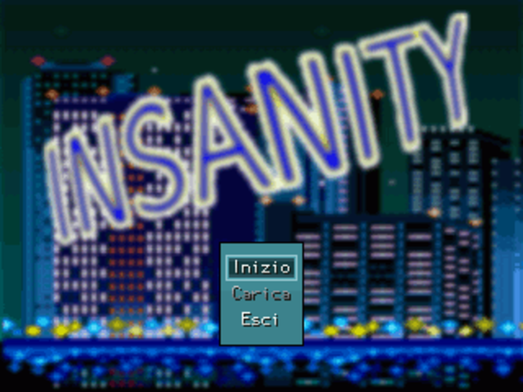 Play Insanity