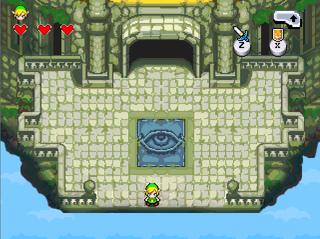 Play Zelda dungeon