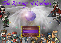 Revenge of Godness
