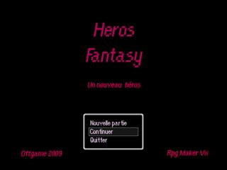 Heros Fantasy