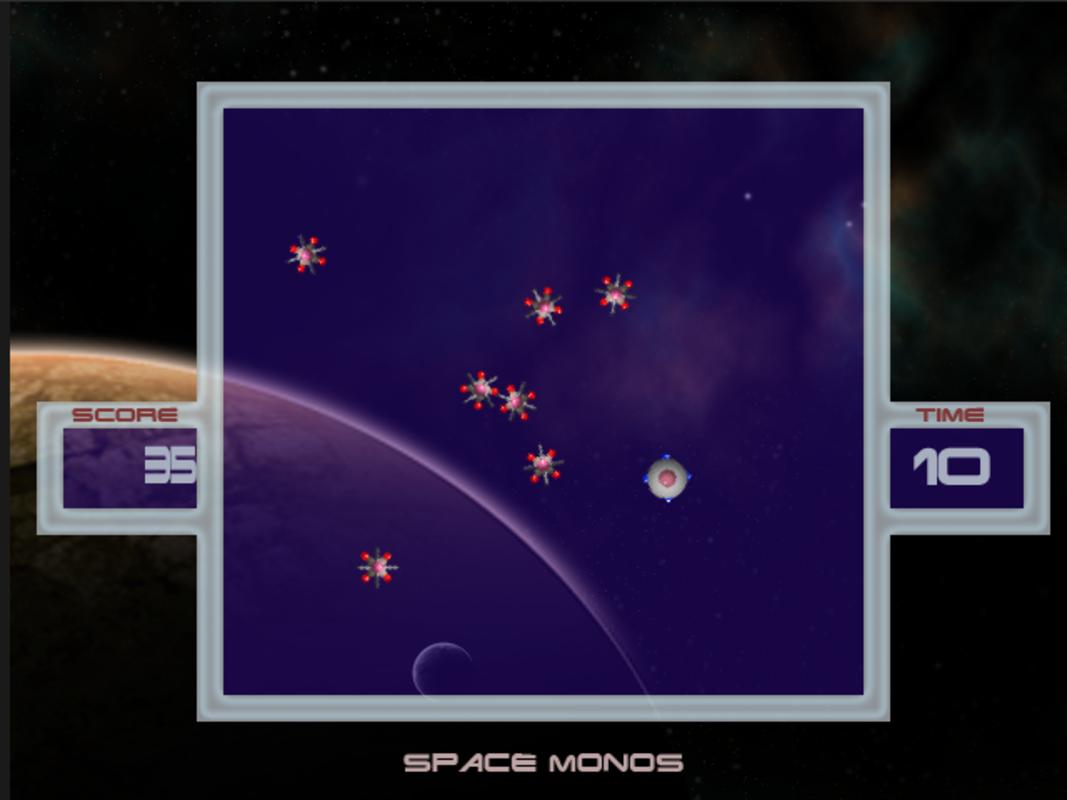 Play Space Monos